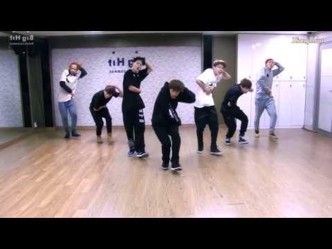 Bangtan Boys - Boy In Luv Dance Practice :'*