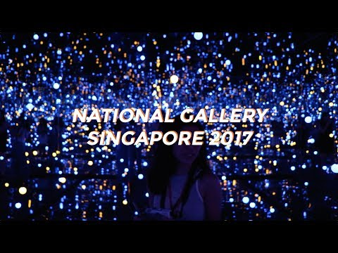 NATIONAL GALLERY SINGAPORE 2017