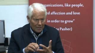 דרושה חדשנות גם בניהול עירוני: ריאיון עם ראש עיריית אקרון אוהיו Don Plusquellic