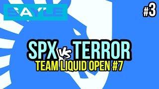 spx vs TerrOr TvT - TL Open #7 - P3