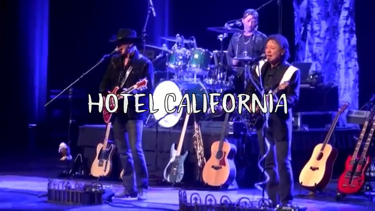 Hotel California Youtube