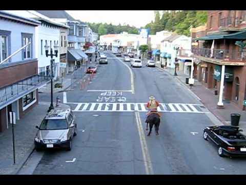 Pony Express main st Placerville with t-rex 450