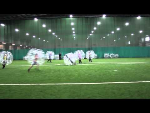Sumo Soccer Montréal - 27 janvier 2014