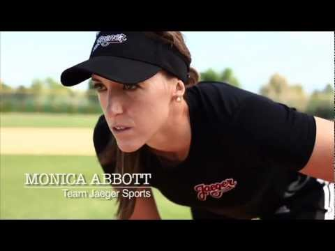 Monica Abbott Joins the Jaeger Sports Team - Promo 1
