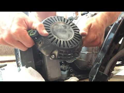 How To Replace Pull Start Cord on Honda eu2000i Generator