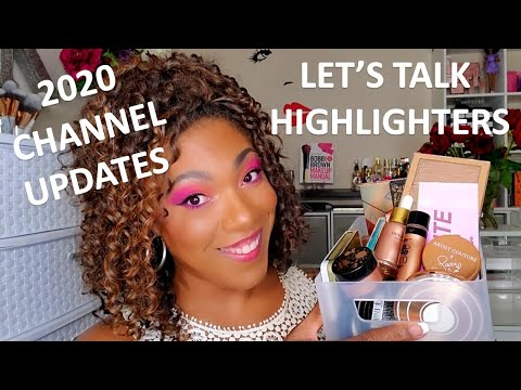 2020 Channel Updates & Highlighter Collection Swatches thumbnail