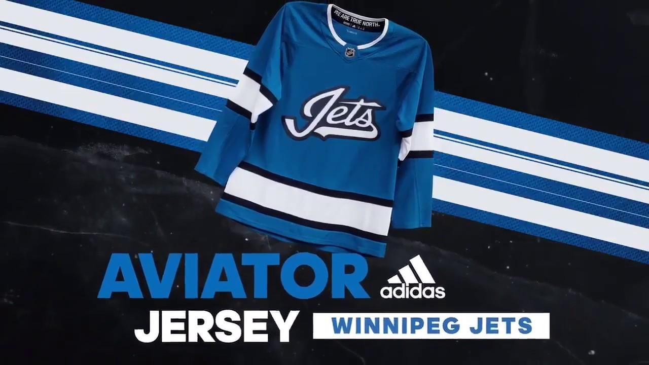 wholesale dealer 90b61 0f172 Winnipeg Jets | Third Jersey