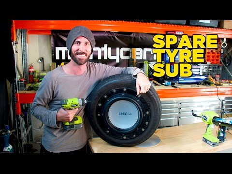Thumbnail: Build a Spare Tyre Sub