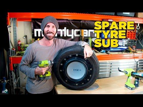 Build a Spare Tyre Sub
