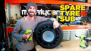 Build a Spare Tyre Sub