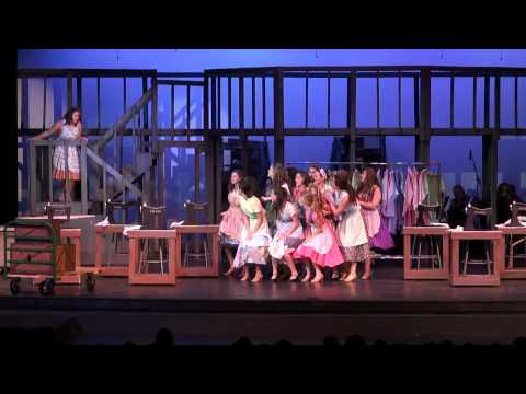 Pajama Game-I'm Not at All in Love - The Pajama Game - MBA and Harpeth Hall (2011)