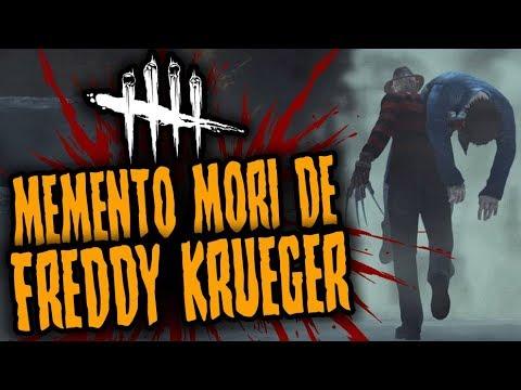 DEAD BY DAYLIGHT - SOBREVIVIENDO A FREDDY KRUEGER Y SU MEMENTO MORI - GAMEPLAY ESPAÑOL