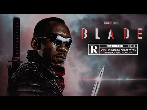 OFFICIAL MARVELS BLADE REVEALS Mahershala Ali Talks Blade