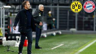 🎙️ Pressekonferenz mit Hansi Flick | Borussia Dortmund - FC Bayern