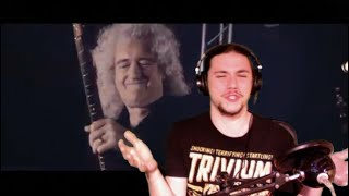 Blue on Black (Five Finger Death Punch) ft. Kenny Shepherd & Brian May - REVIEW/REACTION