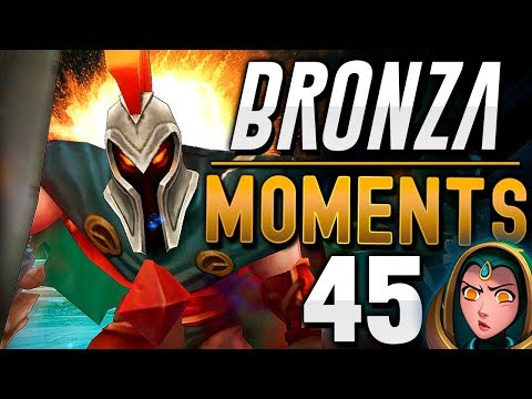 TEEMO AFK TROLL | BRONZA MOMENTS (Capítulo 45) League of Legends thumbnail