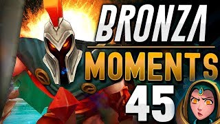 TEEMO AFK TROLL | BRONZA MOMENTS (Capítulo 45) League of Legends