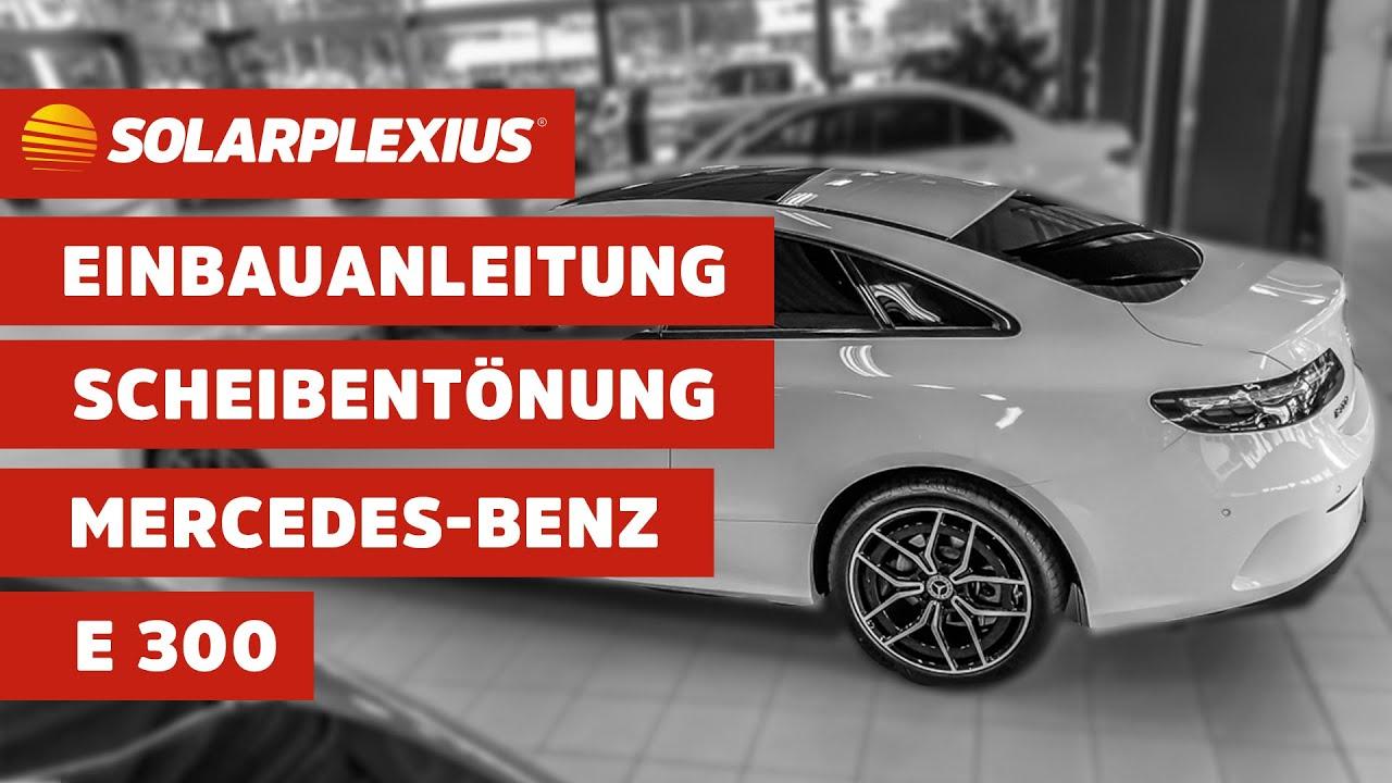 Solarplexius Sonnenschutz Autosonnenschutz Scheibent/önung Sonnenschutzfolie Mercedes CLK C208 Bj 1997-02