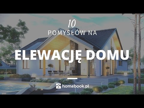 Jaką elewację domu wybrać - 10 pomysłów na elewacje domu #projekty domów #inspiracje from YouTube · Duration:  56 seconds