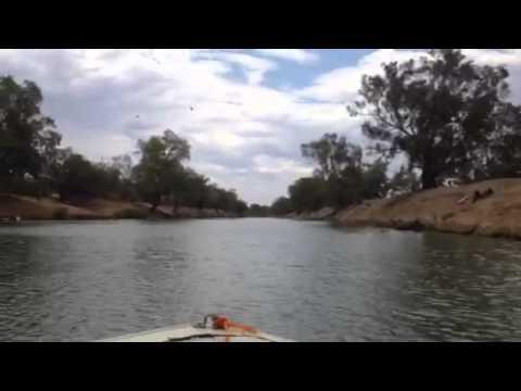 Darling River at Bourke