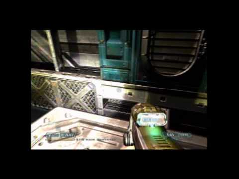 Doom 3 BFG Alpha Labs - Sector 4: Union Aerospace Science Division EFR Path