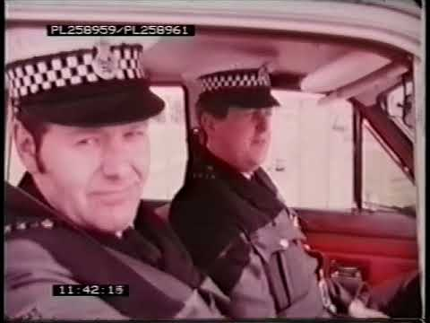Police Documentary 1972 Experts in Action
