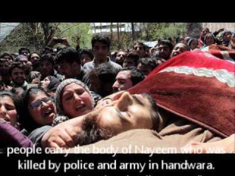 Ae Raah-e-haq Ke Shaheedo: Kashmir Version