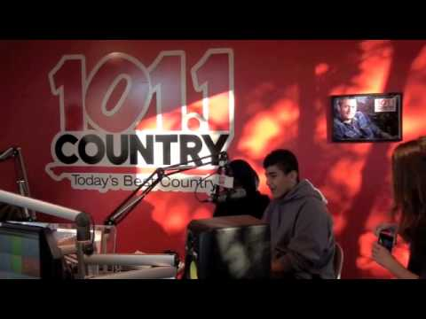 COUNTRY 101 at Ottawa Boys and Girls Club for Rogers Youth Education Day