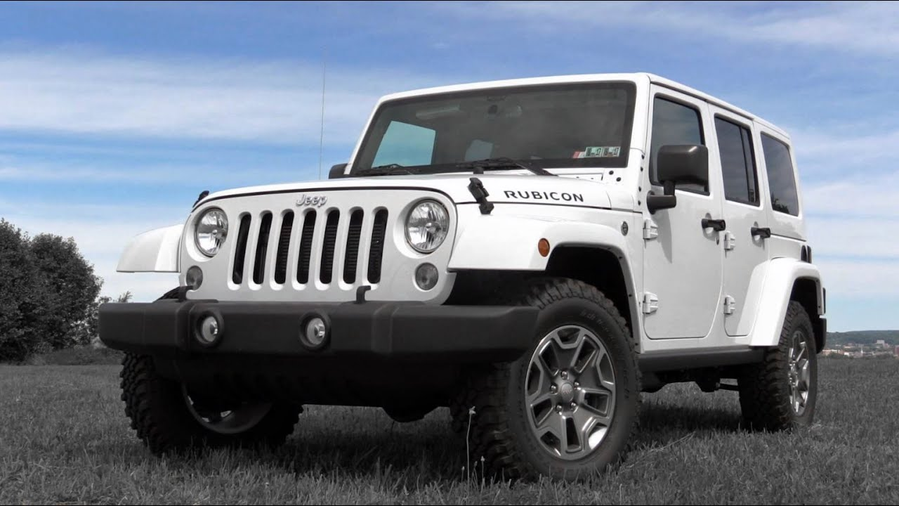 2016 jeep wrangler unlimited rubicon review youtube. Black Bedroom Furniture Sets. Home Design Ideas