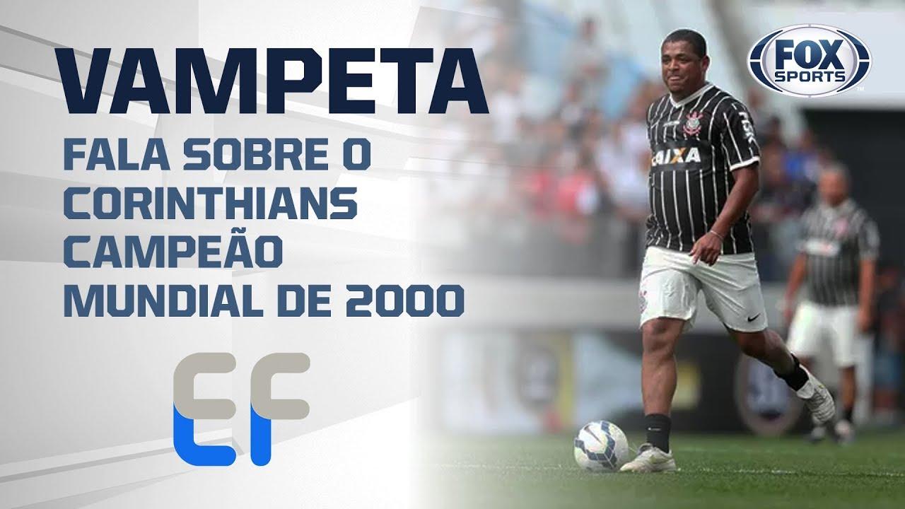 O Corinthians De 2000 é O Melhor Da História Veja A Resposta Do Vampeta No Expediente Futebol