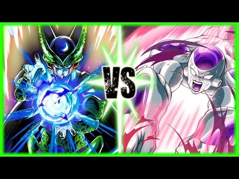 Perfect Cell Vs Budget Increase 100% Frieza Episode 2