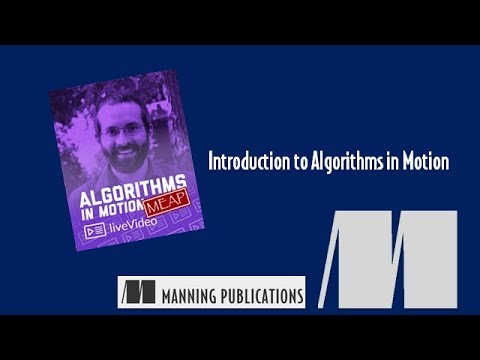 Intro to Algorithms in Motion
