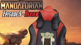 The Mandalorian Episode 5 - Angry Review
