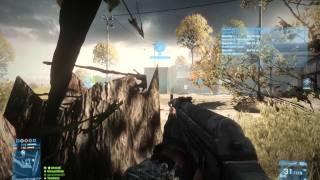 Battlefield 3 - PC MP Gameplay Max Settings