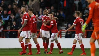 Highlights: Forest 4-0 QPR (04.11.17)