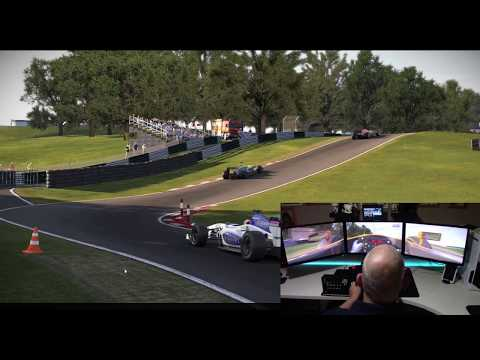 Project Cars using Simhub, Shake It and Crew Chief