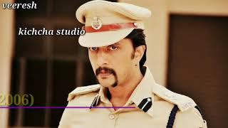 Kichcha sudeep BOSS remake films list    kichcha sudeep films