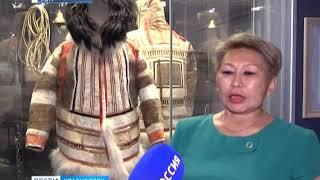 Выставка «Счастливый из народа Ня» открылась в Таймырском краеведческом музее