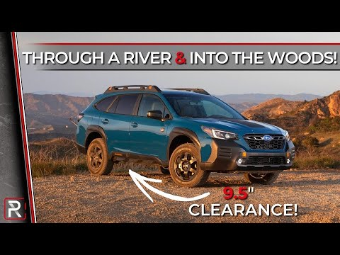 The 2022 Subaru Outback Wilderness is Subaru's Most Capable, Lifted All-Terrain Wagon