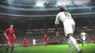 عرض فيديو جديد للعبة كرة القدم PES 2014