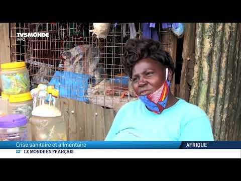 Coronavirus en Afrique: une crise sanitaire et alimentaire