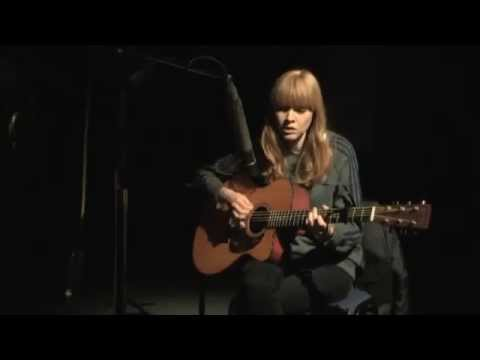 Lucy Rose First BBC Radio 1 Live Lounge 2013
