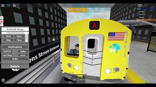 Biggest subway game (Roblox Subway Train Simulator)