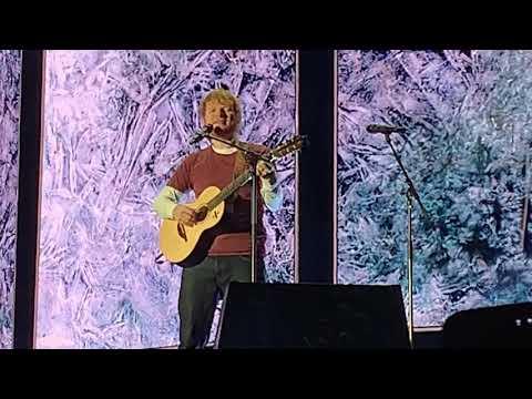 Ed Sheeran Perfect Live