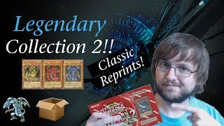The Beasts Return! | Yugioh GX Legendary Collection 2 Box Opening!