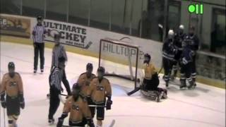 2013 BC Cup Canucks Goals Reel