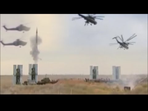 "Russia's ""S-400"", ""Pantsir-S1"", ""Buk-M2 SAM"" Against NATO Invasion In Eastern Europe."