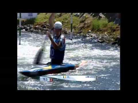 Liam Jegou - Junior World Championship Final Run