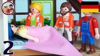 Unerwartete Geburt #2 Die RETTUNGSFLIEGER Der KINDERKLINIK Playmobil Film Deutsch