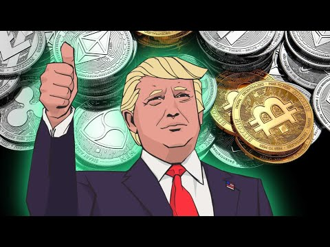 """TRUMP CRYPTOCURRENCY 2020 